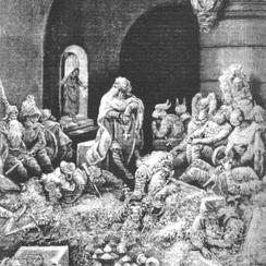 Galeria śpiący rycerze