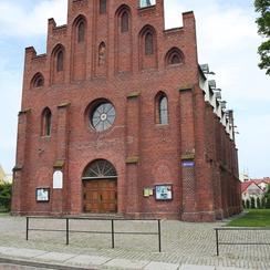Galeria kościół Piotra i Pawła