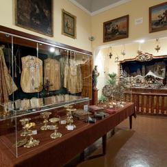 Galeria muzeum klasztorne